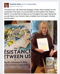 Elizabeth Skala Introduces the Book on Facebook