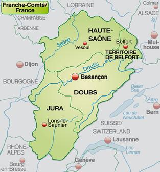 The Franche-Comte Region