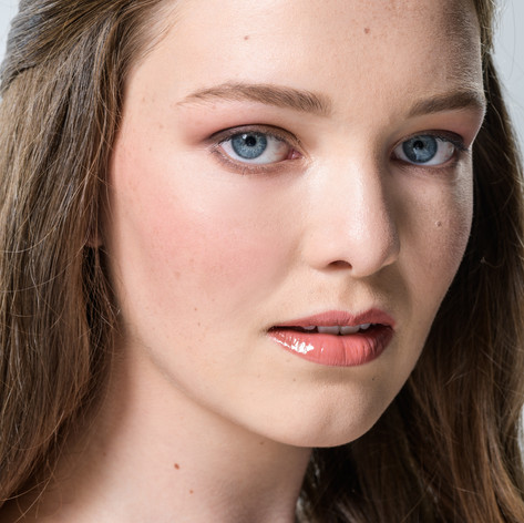 Model: Georgia Woods / Portfolio Model Agency Photographer: Stephen Goodenough