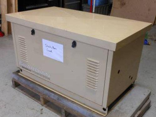Used 8kw Generac Generator with 12 Circuit ATS