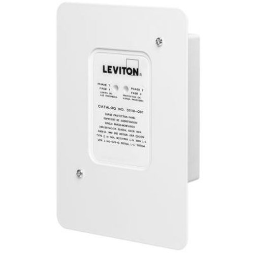 Whole House Surge Protection Panel by Leviton