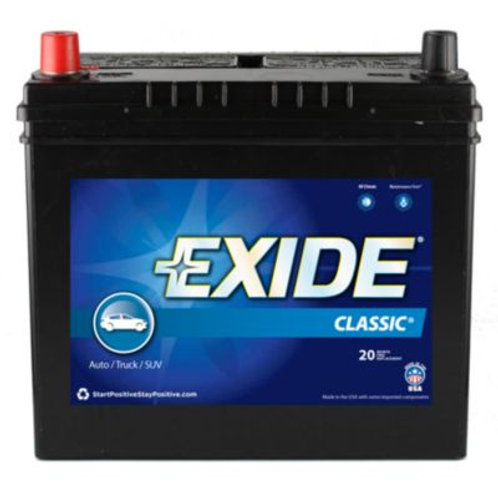 Exide Battery Group 26 & 26R