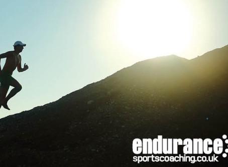 Endurance Sports Coaching Newsletter 1