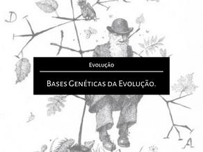Evolução: Bases genéticas da evolução e fluxo gênico