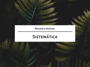 Estude para o mestrado comigo: Sistemática- a Ciência da diversidade biológica