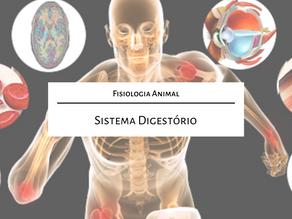 Fisiologia Animal: Sistema Digestório