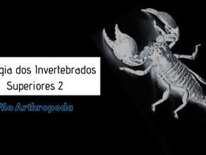 Zoologia dos Invertebrados Superiores II: Filo Arthropoda: Escorpiões, Aranhas, Crustáceos e Insetos