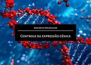 Biologia Molecular: Controle da expressão gênica em procariontes e eucariontes