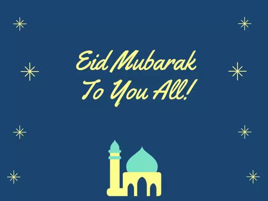 Eid ul Fitr 2021