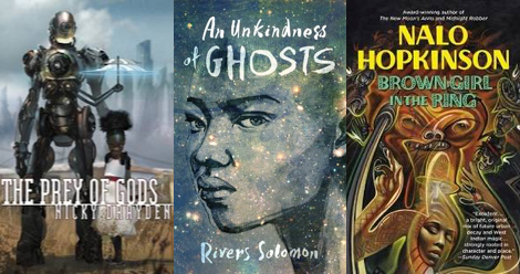 8 Great Reads to Get Into Afrofuturism