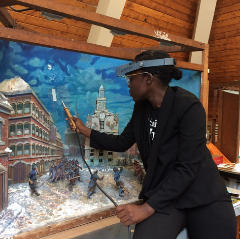 Art of History: Preserving African American Dioramas