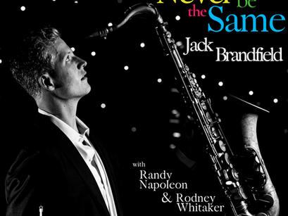 """""""It's gonna be swinging"""": Jack Brandfield Trio brings 'I'll Never Be the Same' album tour to Forte"""