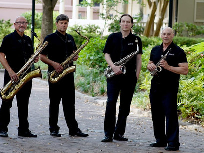 Four Saxophones, Four Centuries: Sax in the City to bring An Evening of Chamber Music to Forte
