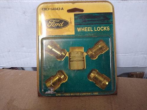 79-04 Wheel Locks-New Old Stock