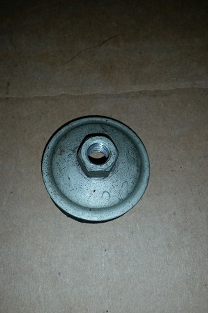 87-93 Mustang Rear shock nut w/ washer-used