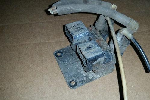 85-93 Mustang TAB & PAD solenoid-used