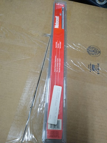 81-93 Ford Mustang Wiper blade-NOS Genuine Ford