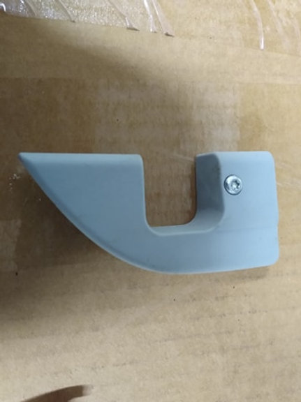 2000-2002 Mercedes S class RR Door Lock Latch Trim Cover Panel 2207330248