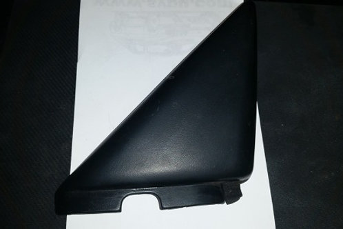 94-98 Mustang Interior mirror trim panel-without Mach sound system