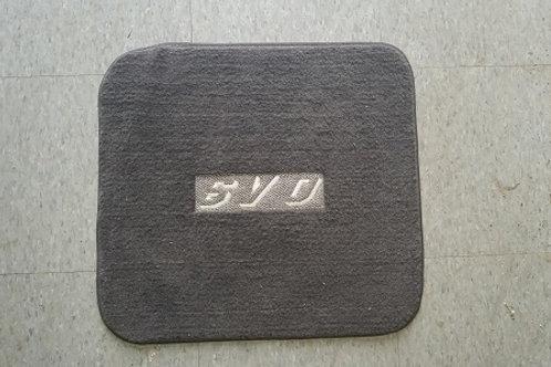 Mustang SVO detailing mat