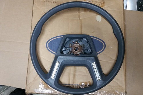 New Old Stock 85-86 Mustang Cruise control steering wheel