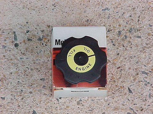 84-86 Mustang SVO oil fill cap-Obsolete New Old Stock