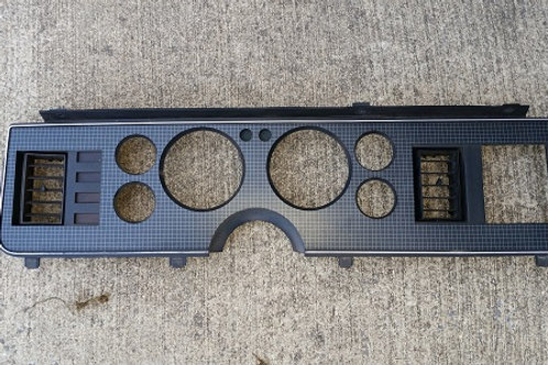 85-86 Mustang LX dash trim bezel-used