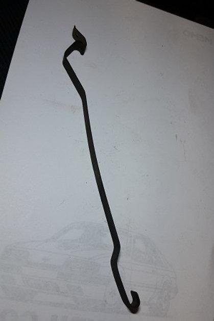 86-93 Mustang Alternator fan shield retaining clip-used