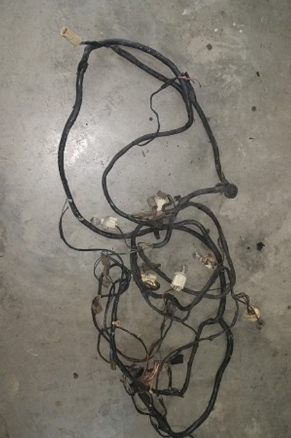 90-93 Mustang Tail light wiring harness-used