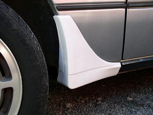 1984-86 Mustang SVO side spat set-reproduction