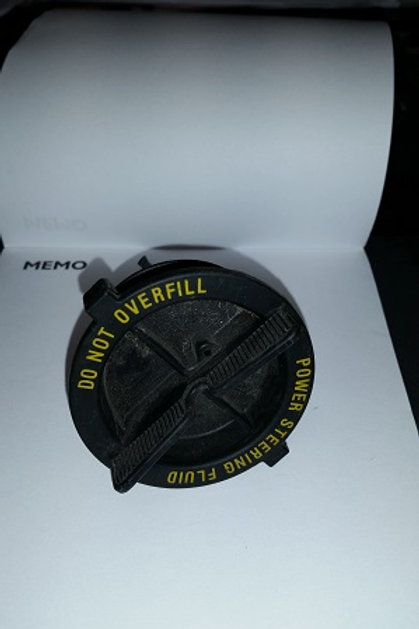 Power Steering cap with dipstick-used