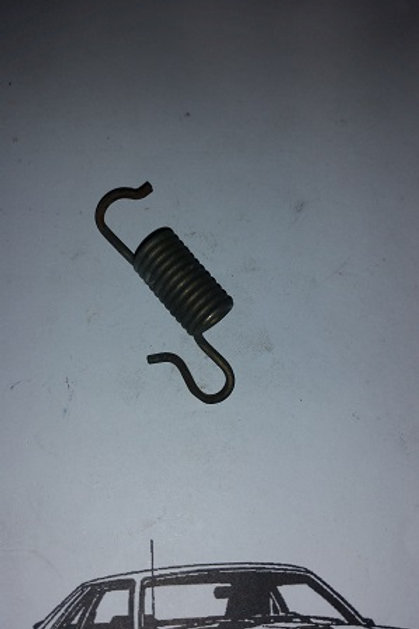 84-85 Mustang SVO headlight bucket spring-used