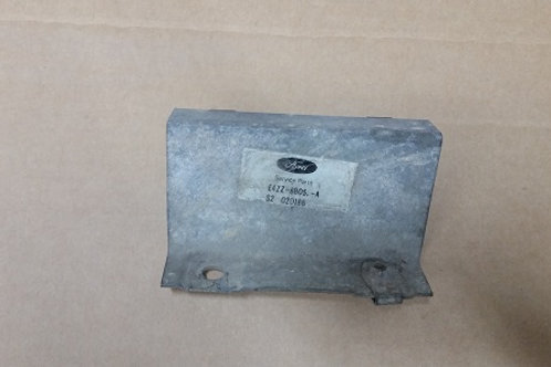 84-86 Mustang SVO Lower fender to bumper cover bracket-used