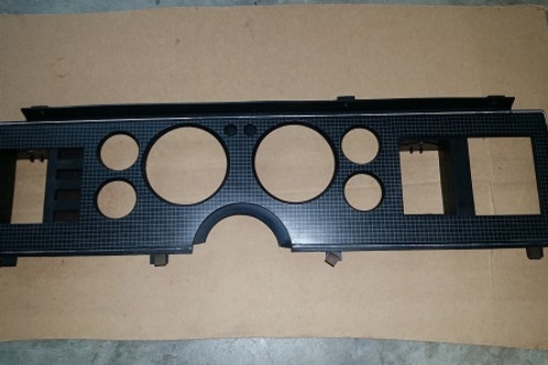 85-86 Mustang Base Instrument bezel-used