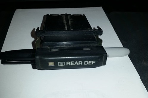 94-98 Rear Defrost switch-used