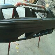 84-86 Mustang SVO Front bumper cover