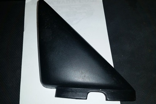 94-98 Mustang Driver side interior mirror trim panel-without Mach sound system