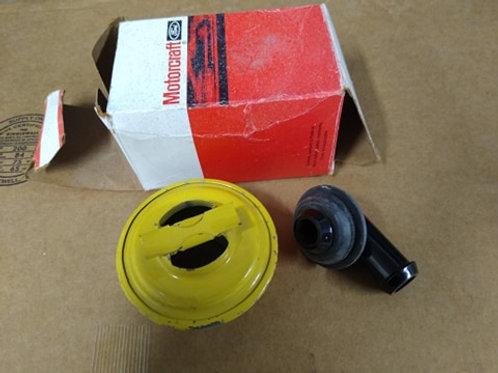 79-85 Motorcraft Crankcase Breather filler cap-NOS
