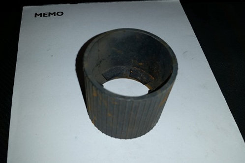 Headlight bulb retainer for aero headlights-used