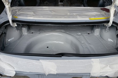 79-93 Mustang Coupe/convertible trunk weatherstripping