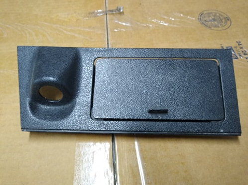 79-86 Mustang console ashtray door assembly-used