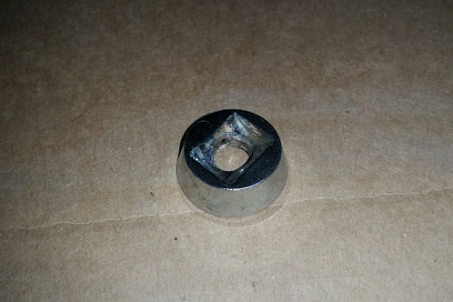 Marchal Foglight mounting base-used