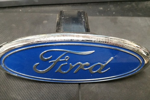 Ford Reese style Hitch cover-used