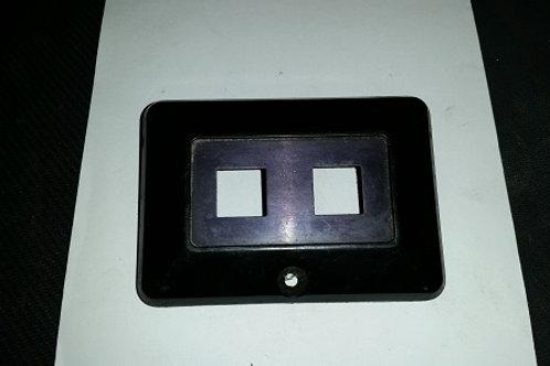 LH Power window switch trim panel-used