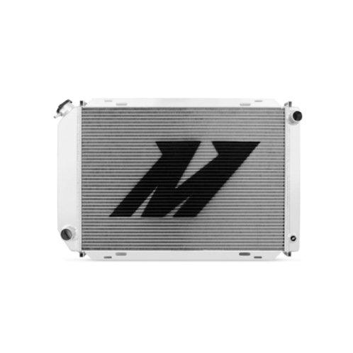 79-93 Mustang Aluminum radiator for manual transmission