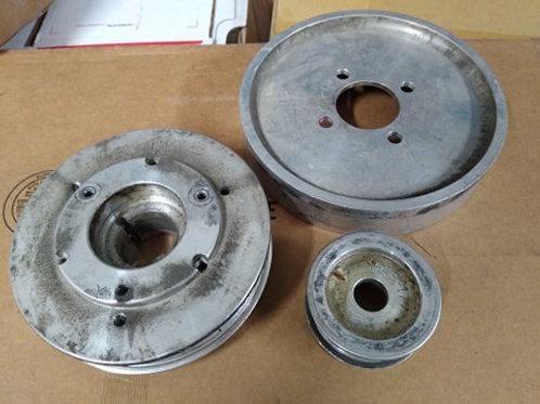 BBK Underdrive Pullies for late 01-04 4.6 GT/Cobra/Mach 1-used