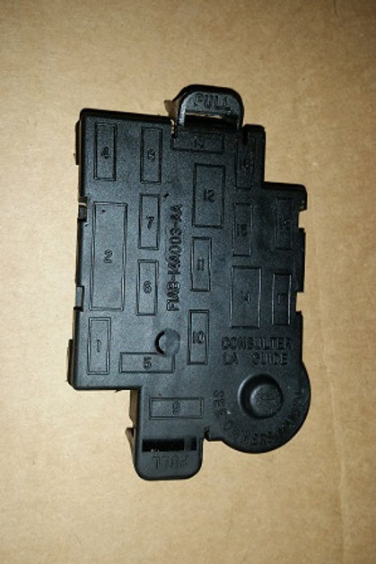 91-98 Mustang Fuse panel cover-used