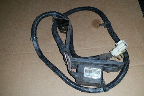 90-92 Lincoln Mark VII front center airbag impact sensor-used