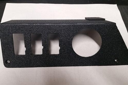 84 Mustang SVO Custom console/switch panel
