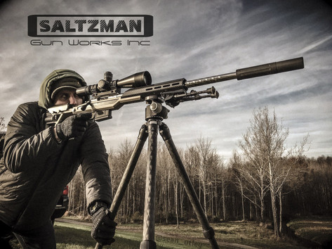 SGW built 6.5 Creedmoor with Curtis Receiver and R2 Chassis